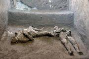 Horornya Tragedi Pompeii 2.000 Tahun Silam, Orang Kaya dan Budak Tewas Melepuh