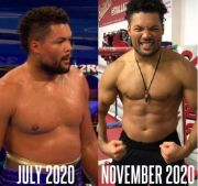 Transformasi Joe Joyce: Siap Perang vs Mike Tyson Baru Daniel Dubois