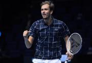 Tak Ada Jaminan Daniil Medvedev Juara ATP Finals 2020