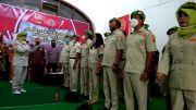 35 Batalyon Ormas Pemuda Kawal Penyisiran Baliho Provokatif di Jateng