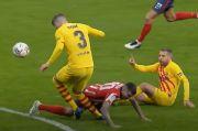Barcelona Beberkan Hasil Pemeriksaan Cedera Pique dan Roberto
