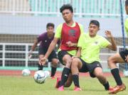 Calon Lawan Unggul Postur, Bima Sakti Asah Taktik Timnas U-16