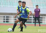 Kembali Dipanggil Timnas U-16, Arkhan Fikri Siap Rebut Kepercayaan