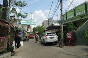 Kondisi Petamburan III Normal, Gang Masuk Rumah Habib Rizieq Dijaga Ketat