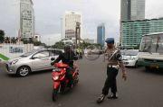 PSBB Transisi di DKI Diperpanjang, Ganjil-Genap Belum Diberlakukan
