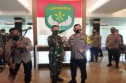 Pangdam Jaya: Penertiban Baliho di DKI Tak Pandang Bulu