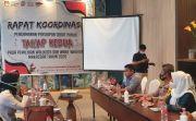 Tingkatkan Pengamanan, KPU Koordinasi Berjenjang Polda Metro Jaya dan Sulsel