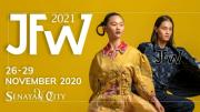 Pekan Mode Jakarta 2021 Digelar Online via Tiktok
