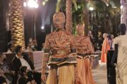 Ini Para Model tampil Unik di Pergelaran Fashion PakaianKoe