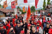 Sambutan Kemenangan Olly di Tanah Minahasa Selatan
