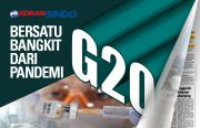 G-20 Bersatu Bangkit dari Pandemi