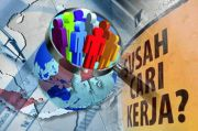 Pengangguran Naik, Pemulihan Didorong lewat UU Cipta Kerja