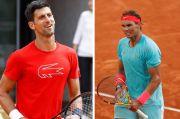 Penutupan Mengecewakan Bagi Nadal dan Djokovic