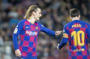 Griezmann Siap Mati Bersama Messi di Barcelona