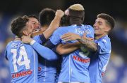 Jelang Lanjutan Liga Europa, Napoli Bantah Ada Konflik Internal