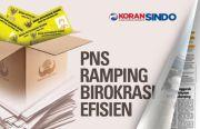 PNS Ramping Birokrasi Efisien