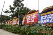Karangan Bunga Banjiri Kodam Jaya, FPI Sebut Biasa Saja