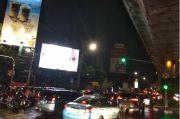 Hujan Guyur Jakarta, Jalan Antasari Macet Parah