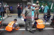 Pelanggar PSBB di Jakarta Barat Capai 23.000, Didominasi Anak Muda