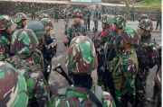 Bawa Senapan Serbu SS2-V4, Prajurit TNI Hilang saat Patroli di Pedalaman Papua