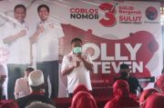 Bertemu Majelis Taklim Manado, Olly: Pilih Pemimpin Kompeten dan Jujur