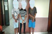 Berbuat Onar di Pesta Ulang Tahun, 3 Remaja Diamankan Polisi