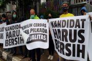 Datangi Kejagung, Pendemo Tuntut Kasus Dugaan Korupsi Bupati Kepulauan Bintan