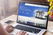 Diminati Milenial, Maybank Lamudi Online Property Fair Diserbu Pengunjung