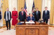 3 Hari Bolak-Balik Gedung Putih, Luhut Mungkin yang Pertama