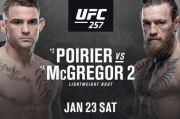 RESMI!! Conor McGregor Revans Lawan Dustin Poirier di UFC 257