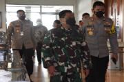 Mayjen TNI Budi Wiryanto: Kami Bantu Polri-Satpol PP Bandung Tertibkan Baliho Habib Rizieq