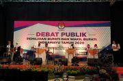 Pasca Debat Perdana Pilkada Indramayu, Pasangan Nina-Lucky Mulai Berkibar