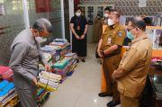 Gubernur Sulsel Temukan Tumpukan Berkas saat Kunjungi Dinas Pendidikan