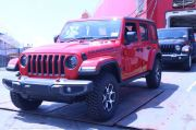 Besok, All New Jeep Wrangler Resmi Mengaspal di Makassar