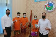 Miris, Satu Keluarga di Labuhanbatu Tertangkap Polisi Akibat Bisnis Sabu