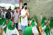 Bobby Nasution Dianugerahi Warga Kehormatan Tako Indonesia