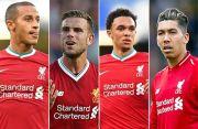 Jelang Lawan Atalanta, 4 Pemain Utama Liverpool Mangkir Latihan