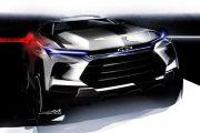Sketsa Awal Desain Chevrolet Trailblazer Kuat Nuansa Chevrolet Camaro