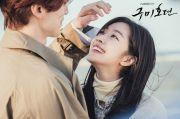 Lee Dong Wook dan Jo Bo Ah Nikmati Kencan di Drama Tale Of The Nine-Tailed