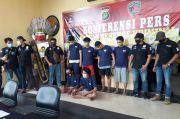 4 Penjambretan di Ciracas Jakarta Timur Ditangkap Polisi