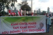 Gelar Aksi di Monas, GMPI Desak Pemerintah Bubarkan FPI