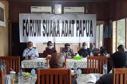 4 Tokoh Adat Papua Minta Otsus Dilanjutkan dan Dana Diaudit Menyeluruh