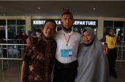 Kisah Perjuangan Anak Tukang Ikan Keliling di Kendari yang Diterima Jadi Prajurit TNI