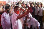 Datangi Bolaang Mongondouw, Olly Dondokambey Janjikan 200 Ribu Lapangan Kerja