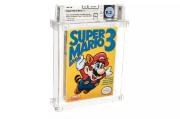 Kembali Super Mario Bros 3 P ecahkan Rekor T dalam Lelang