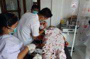 Sadis, Pasutri di Batubara Dibacok Pakai Parang Oleh Tetangganya Hingga Kritis