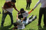 Kasus Pembunuhan Seorang Pelajar, 33 Adegan Diperagakan Pelaku saat Rekonstruksi