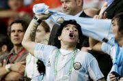 Diego Maradona Dewa Sepak Bola Pencipta Gol Tangan Tuhan