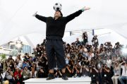 Penghormatan untuk Maradona, Argentina Berkabung Tiga Hari