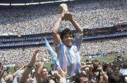 Prestasi Mendiang Maradona 11 Trofi dan Rekor 136 Laga Tak Terkalahkan